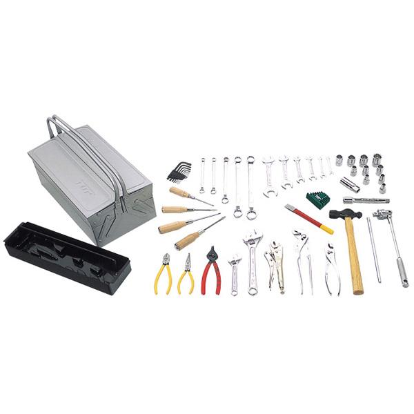 人気提案 TTS-1000 :電材ドットコム店 【送料無料】TOP/トップ工業 オリジナル工具セット-DIY・工具