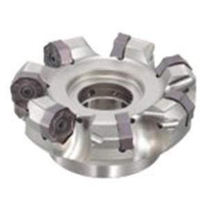三菱マテリアルツールズスーパーダイヤミル14枚刃外径100取付穴32-RAHX640W100B14R【6567703】