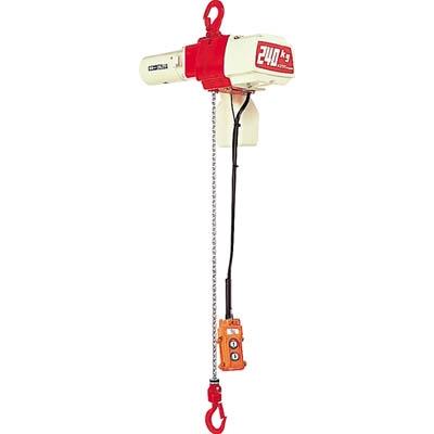 【送料無料】キトーセレクト 電気チェーンブロック 1速 60kg Sx3mED06S【2211513】