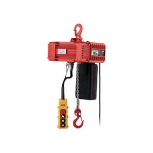 【送料無料】ニッチ DCブラシレス電気チェーンブロック 単相100VBTN10016【4528069】