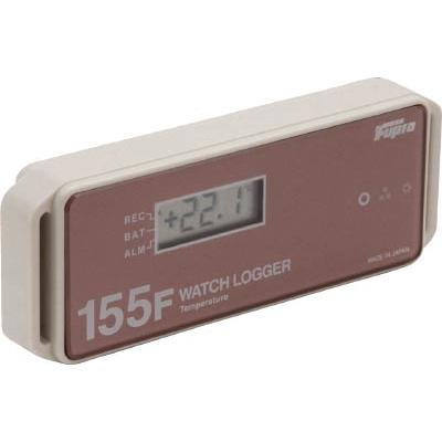 Fujita 表示付温度データロガー(フェリカタイプ)KT-155F【4537181】