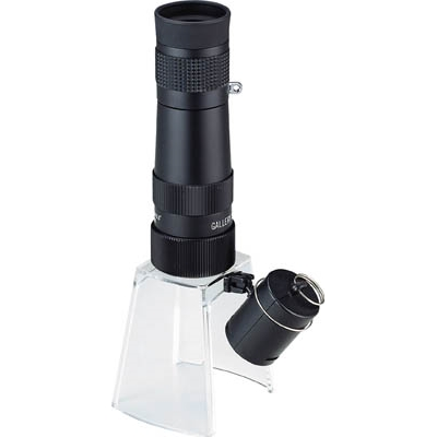 【送料無料】池田レンズ顕微鏡兼用遠近両用単眼鏡KM820LS【3213200】