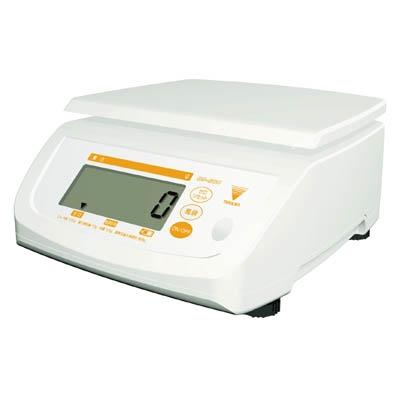 【送料無料】テラオカ防水型デジタル上皿はかりDS500K10【2506211】