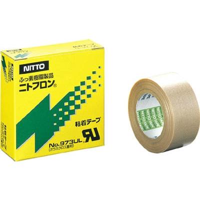 【送料無料】 日東ニトフロン粘着テープ No.973UL 0.18mm×50mm×10m973X18X50【1246984】