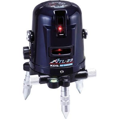 【送料無料】KDS オートラインレーザーATL-23受光器・三脚付ATL-23RSA【4410408】