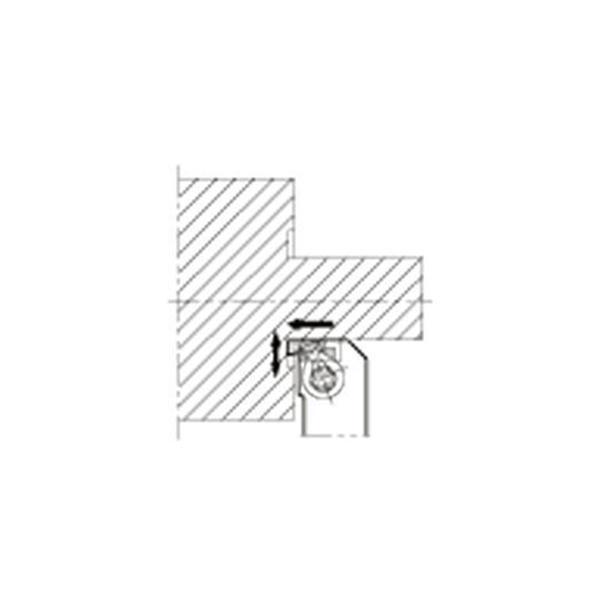 【送料無料】 京セラ溝入れ用ホルダGFVTR2020K08AA【1751808】