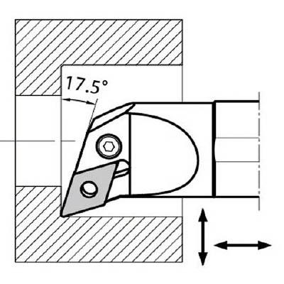 【送料無料】 京セラ 内径加工用ホルダS32S-PDUNR15-44【6535283 京セラ】, 村上クラフト:1d24dc0f --- officewill.xsrv.jp
