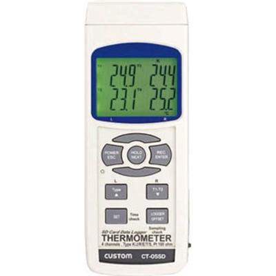 カスタムデジタル温度計CT05SD【3923606】
