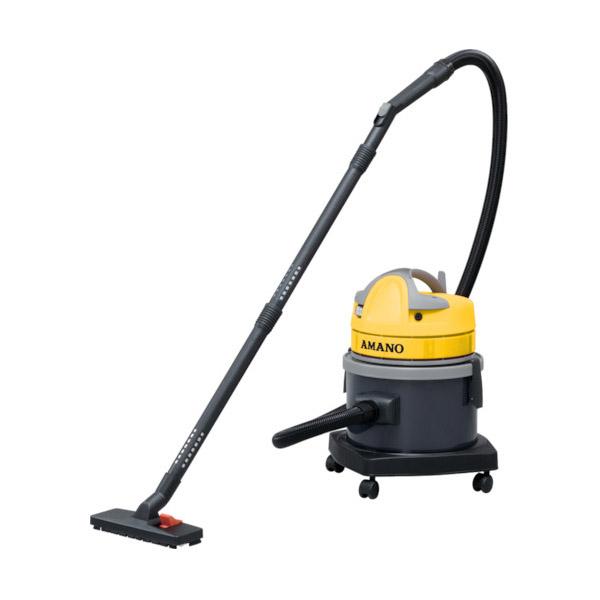 【送料無料】アマノ 業務用乾湿両用掃除機(乾式・湿式兼用)JW-15【4419332】