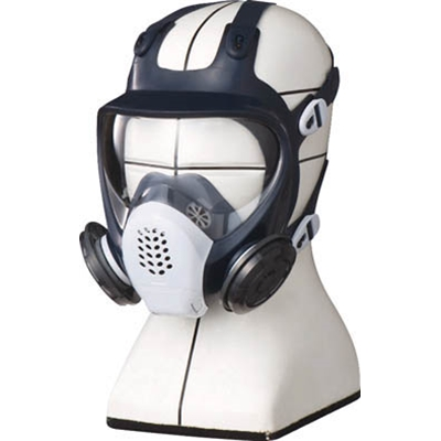 【送料無料】 シゲマツTS 取替え式防じんマスク DR185L2WDR185L2W【3531813】