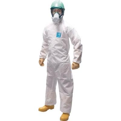 【送料無料】シゲマツ使い捨て化学防護服 10着入り SMG1500S【3090167】