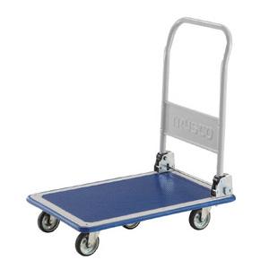 【送料無料】TRUSCOドンキーカート折りたたみ式5輪型740×480101N5【4144961】