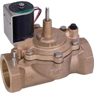 【送料無料】CKD自動散水制御機器 電磁弁RSV50A210KP【3768813】