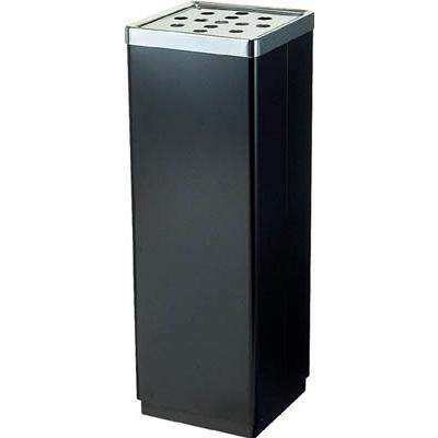 【送料無料】コンドル灰皿スモーキング YS-106B 黒YS07LID【5008913】