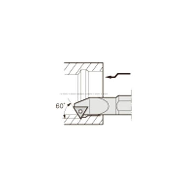 京セラ内径加工用ホルダS12MSTWPR1116E【6470092】