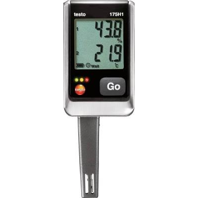 【送料無料】テストー温湿度ロガNTC・静電容量式内蔵2chTESTO175H1【3985792】