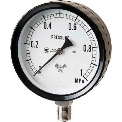 【送料無料】右下ステンレス圧力計G4112610.5MP【3328171】