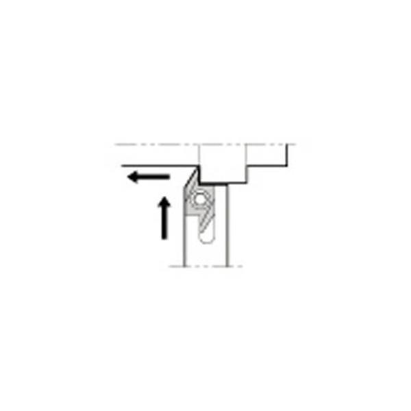 【送料無料】 京セラスモールツール用ホルダSABSR2020K40F【1752057】