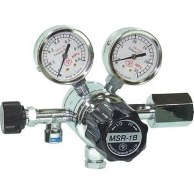 【送料無料】分析機用二段圧力調整器 MSR-1BMSR1B12TRC【4344731】
