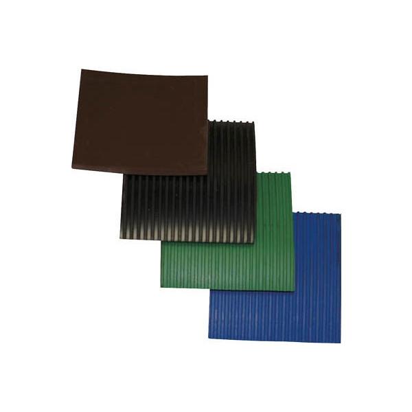 【送料無料】YOTSUGI耐電ゴム板 緑色 B山 10T×1M×1MYS2341741【4666704】