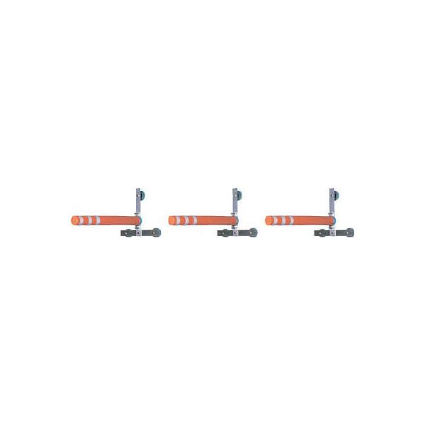 【送料無料】つくし重機接触防止装置 エスカルバー 3台セット5458【4633334】