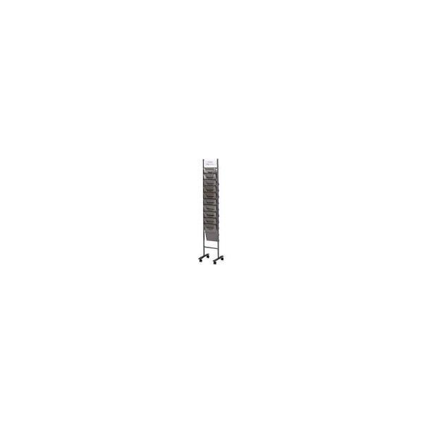 【送料無料】ノーリツA4サイズパンフレットスタンド 310X380X1640TPSK210D【メーカー直送(北海道・沖縄・離島は除く)】【4629256】