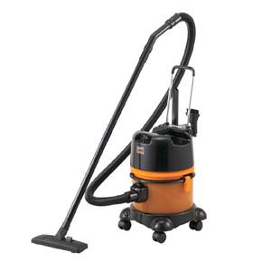 【送料無料】TRUSCO業務用掃除機乾湿両用1100WTVC134A【3539253】