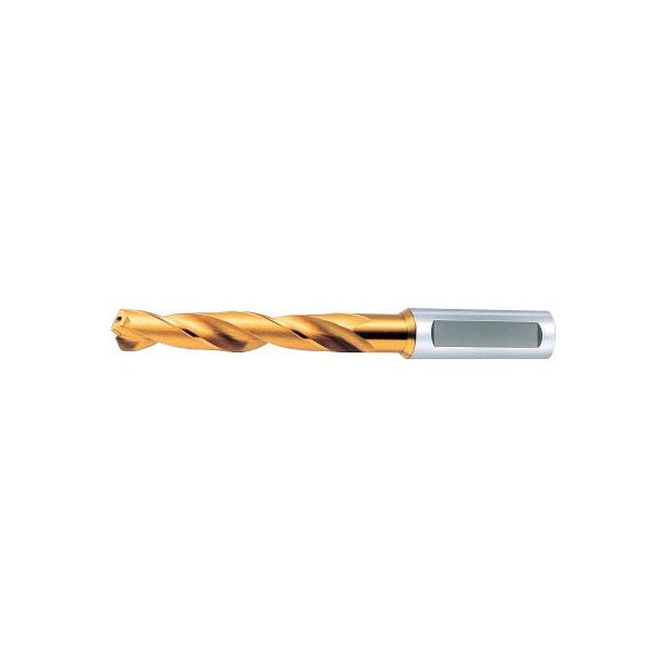 OSG一般加工用MTシャンクレギュラ型ゴールドドリルEXMTGDR21.5XMT2【6304991】