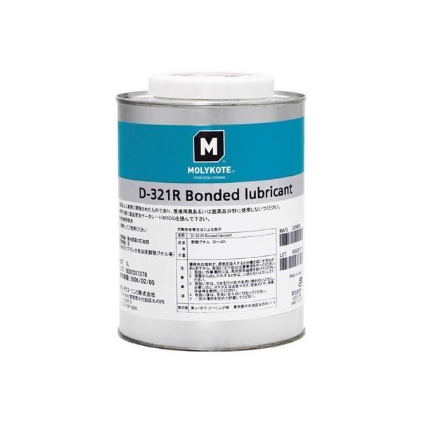 【送料無料】モリコート乾性被膜D-321R乾性被膜潤滑剤1LD321R10【1229729】
