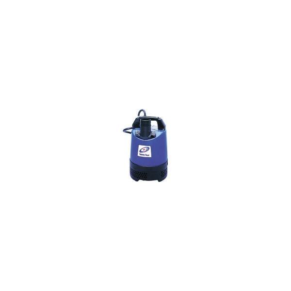 【送料無料】ツルミ一般工事排水用水中ハイスピンポンプ 50HZLBT250【2414031】