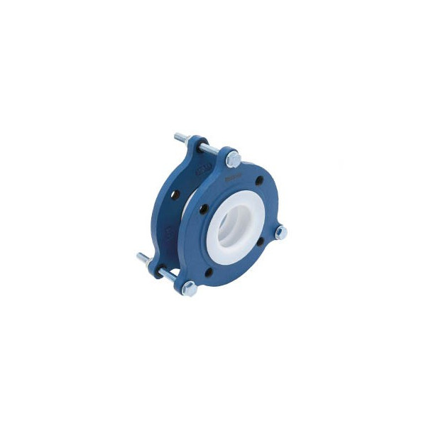 【送料無料】フッ素樹脂製防振継手 フランジ型ZTF500065【4204379】