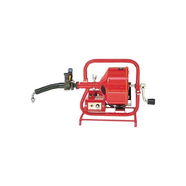 【送料無料】ヤスダ排水管掃除機FX3型電動FX3815【4664752】