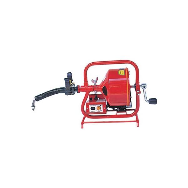 【送料無料】ヤスダ排水管掃除機FX3型電動FX389【4664761】