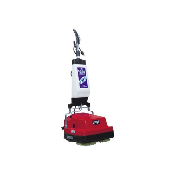 シーメル小型床面洗浄機ターボラバ2000TL2000【3379213】