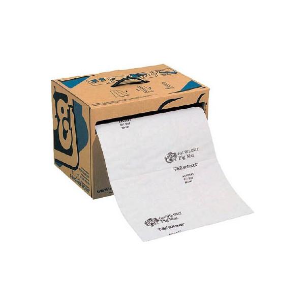 【送料無料】pig油専用フォーインワンピグマット ミシン目入り 1巻/箱MAT484A【3646891】