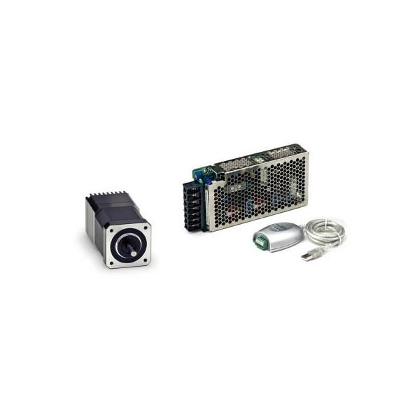 【送料無料】 シナノケンシ スピードコントローラ内蔵ステッピングモーターSSA-VR-42D4-PSU4【4406664】