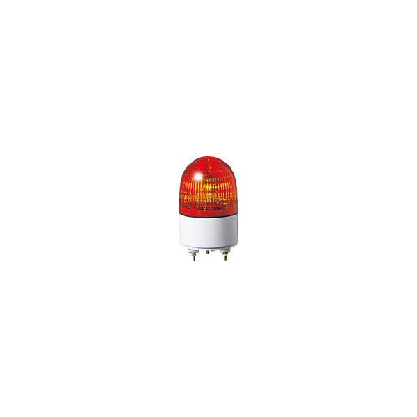 【送料無料】パトライト 小型LED表示灯PES-24A-B【4538447】