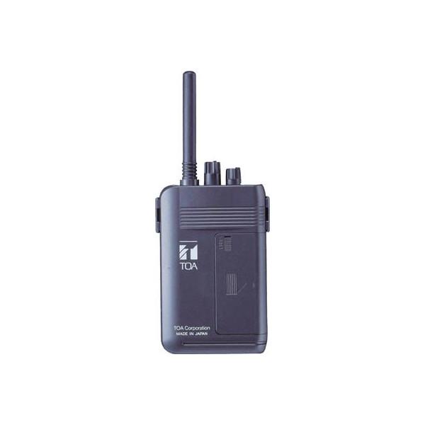 【送料無料】TOA携帯型送信機 ツーピース型WM1100【4537718】