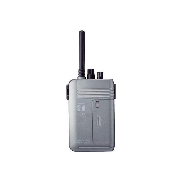 【送料無料】TOA携帯型受信機 高機能型WT1100【4537751】