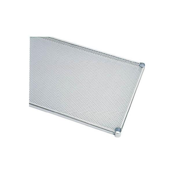 【送料無料】キャニオンステンレスパンチングシェルフ用棚板SUSP46012T【4582721】