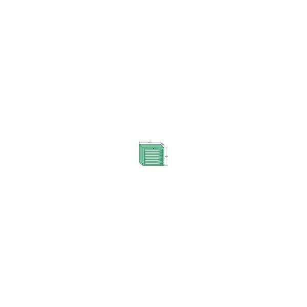 【送料無料】OSミゼットキャビネットM62【4572327】