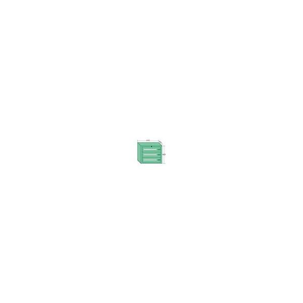【送料無料】OSミゼットキャビネットM63【4572343】