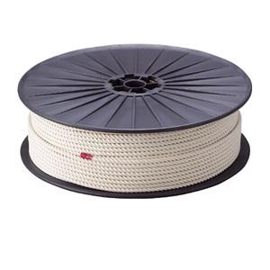 【送料無料】TRUSCO綿ロープ3つ打線径6mmX長さ200mR6200M【2767490】