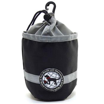 ≪トリーツバッグ 犬用≫しつけ トレーニング 特売 犬 ドッグ トレーニングバッグ セール特別価格 ポーチ バッグ ザ ブラック この大きさがジャストサイズ プロ御用達 ブラックラブカンパニー オリジナルミニトリーツポーチ