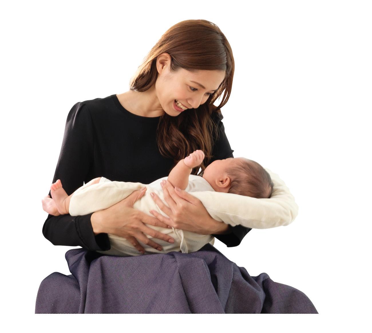 ジョリーメゾンのトッポンチーノスタンダードパック。新生児の抱っこ・寝かしつけに最適です。