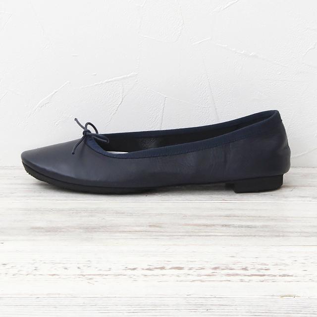 TRAVEL SHOES BY CHAUSSER 009 ショセ トラベルシューズ バレエシューズ | シューズ くつ 靴 黒 歩きやすい ローヒール ブラック おしゃれ かわいい 日本製 レディース 女性 贈り物