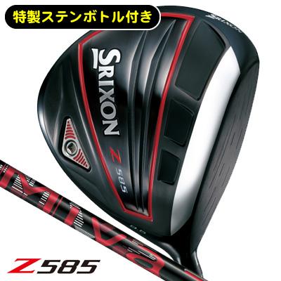 《あす楽》スリクソン Z585 MIYAZAKI MAHANA(マハナ) ドライバー 【予約特典 スリクソン特製ステンレスボトル付き】