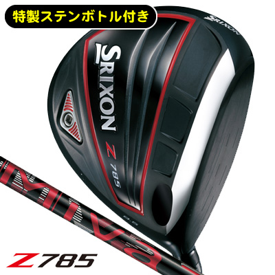 《今日だす》スリクソン Z785 MIYAZAKI MAHANA(マハナ) ドライバー 【購入特典 スリクソン特製ステンレスボトル付き】