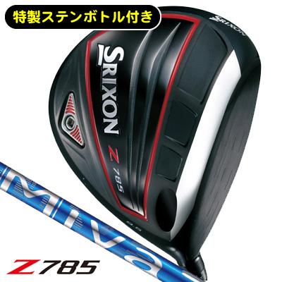 《あす楽》スリクソン Z785 MIYAZAKI MIZU(6) ドライバー 【予約特典 スリクソン特製ステンレスボトル付き】