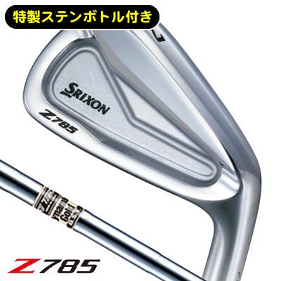 《今日だす》スリクソン Z785 DG(DST) アイアン (6本セット) 【購入特典 スリクソン特製ステンレスボトル付き】